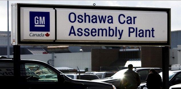 GM zamyka zakłady w Oshawie