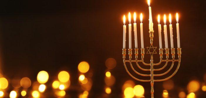 Happy Hanukkah! Wesołej Chanuki!