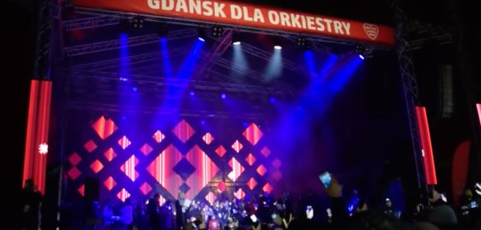 Zobaczmy ważne chwile – WOŚP i prezydent Adamowicz