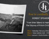 Polskie dzieci-uchodźcy w Afryce – spotkanie w Toronto