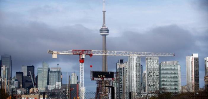 Toronto otrzyma 80 nowych drapaczy chmur, najwyższych w Kanadzie