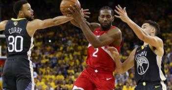 Rekord telewizyjnej oglądalności – mecz numer 5 Raptors z Warriors