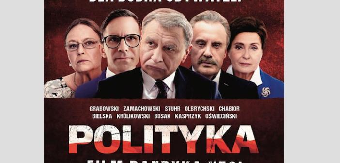"""Film """"Polityka"""" – brutalna prawda o świecie polskiej polityki"""