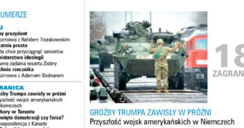"""O wyborach w Toronto – mój artykuł w polskim """"Przeglądzie"""""""