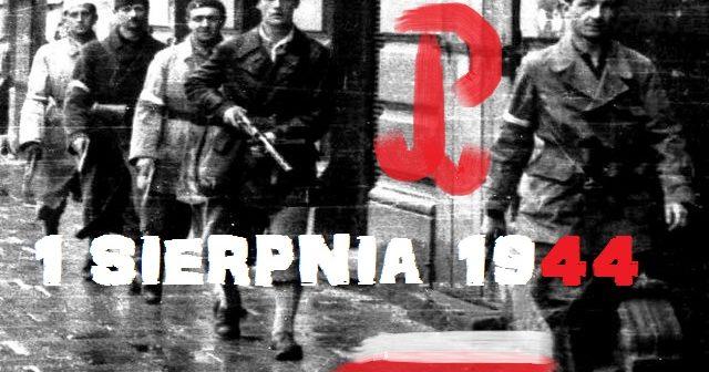 Wybuch Powstania Warszawskiego
